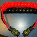 Spiraal kabel